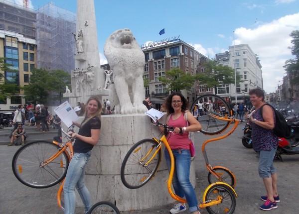 Bedrijfsuitje in Haarlem