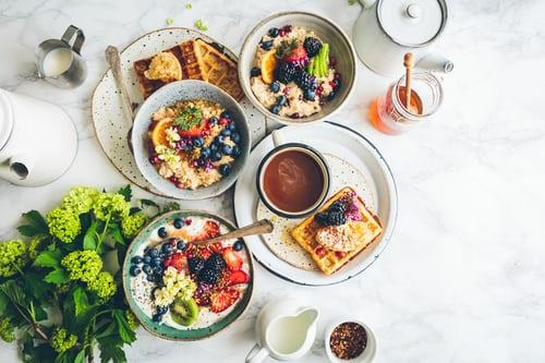 wat eten we vandaag